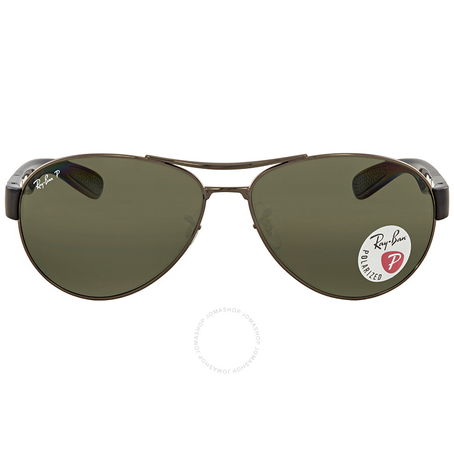 1f275e7d2fe Ray Ban Green Sunglasses RB3509 004 9A 63 - Ray-Ban - Sunglasses ...