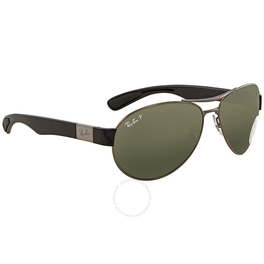 f5987693fc Ray Ban Green Sunglasses RB3509 004 9A 63 - Ray-Ban - Sunglasses ...