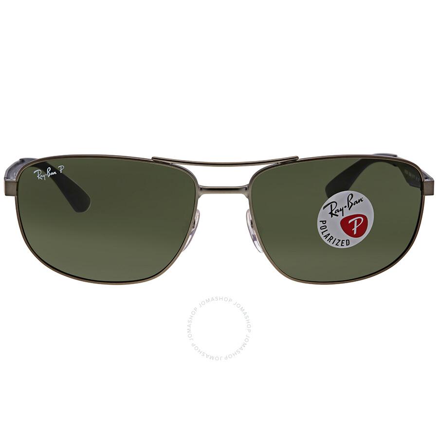 4d018faa8 Ray Ban Green Sunglasses RB3528 029/9A 61 - Ray-Ban - Sunglasses ...