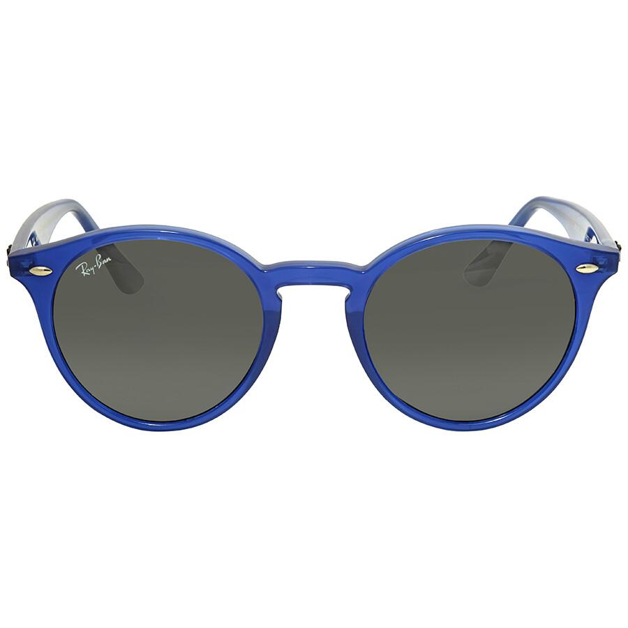 9b8348e280 Ray Ban Grey Classic Round Sunglasses RB2180 616587 49 - Round - Ray ...