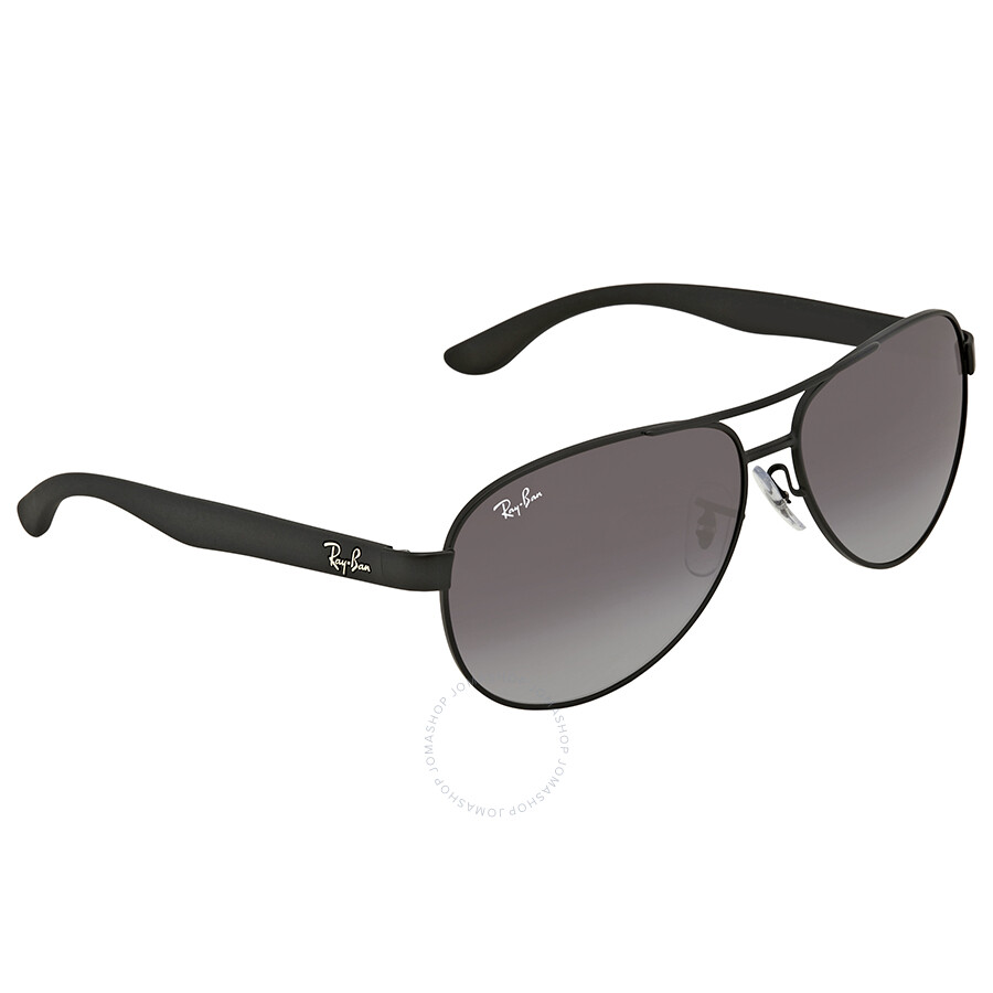 052eb99e94 Ray Ban Grey Gradient Aviator Sunglasses RB3457 006 8G 59 - Aviator ...