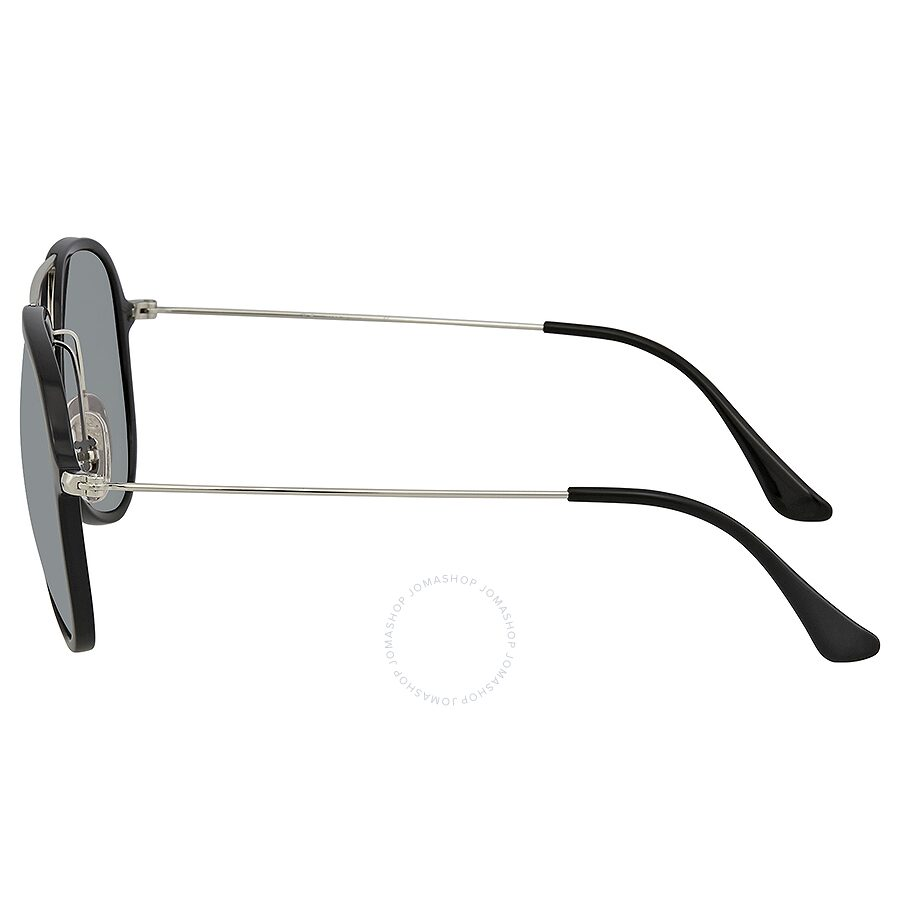 1aaee05df7 Ray Ban Grey Gradient Dark Grey Aviator Sunglasses RB4298 601 7157 ...