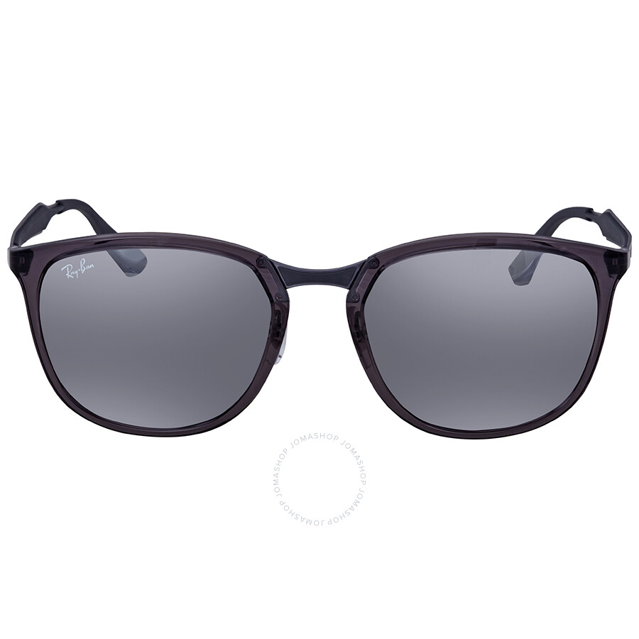 feef04f8ba239 ... Ray Ban Grey Gradient Mirror Square Sunglasses RB4299 606 88 56 ...