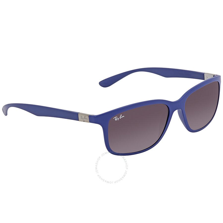 cc6ea0161d1 Ray ban grey gradient rectangular sunglasses ray jpg 900x900 Ray ban blue  rb4215