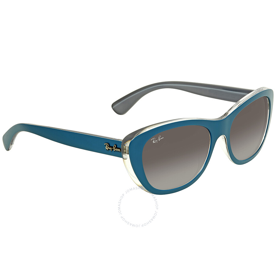 92003db2ca Ray Ban Grey Gradient Round Sunglasses RB4227 61918G 55 - Ray-Ban ...