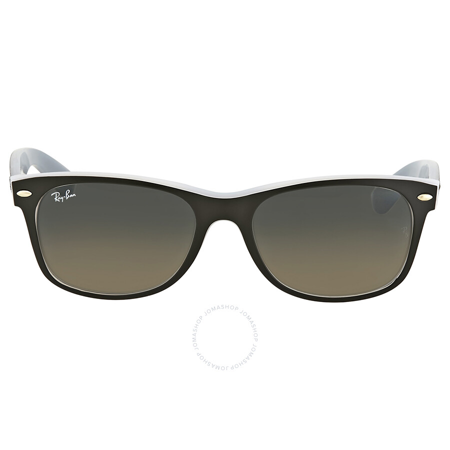 5c01a84a9625 Ray Ban Grey Gradient Square Men s Sunglasses RB2132 630971 55 ...