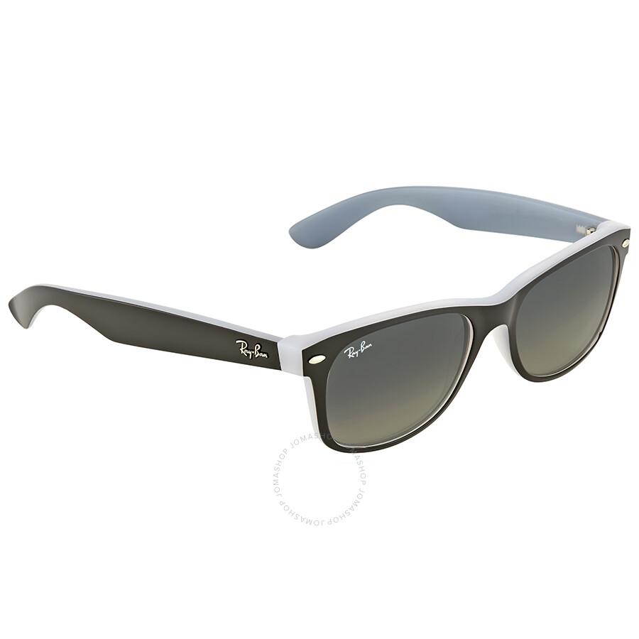 6203e03d232 ... Ray Ban Grey Gradient Square Men s Sunglasses RB2132 630971 55 ...