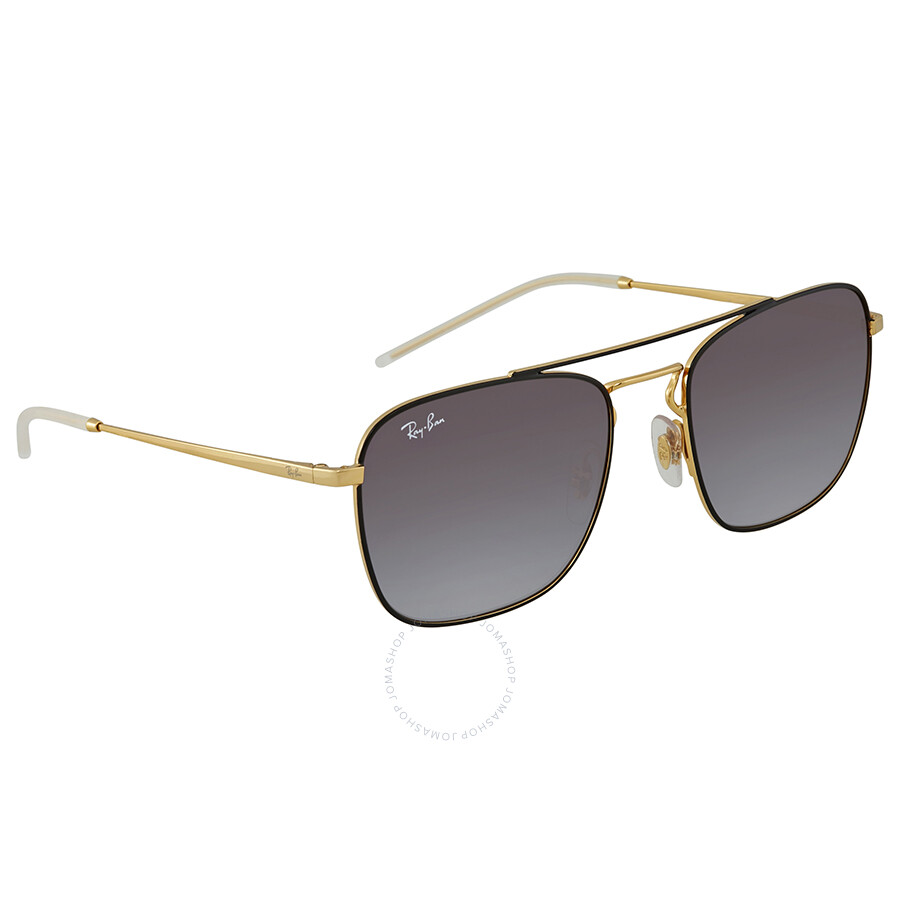 7ab64537593 Ray Ban Grey Gradient Square Sunglasses RB3588 90548G 55 - Ray-Ban ...
