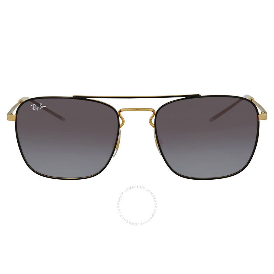 dc7cc5d2d29 Ray Ban Grey Gradient Square Sunglasses RB3588 90548G 55 - Ray-Ban ...