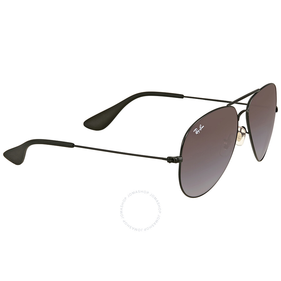 66c8d982b35 Ray Ban Grey Gradient Sunglasses RB3558 002 8G 58 - Aviator - Ray ...