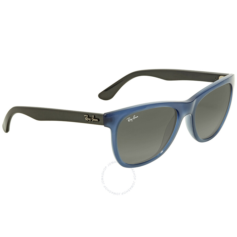 752ab79c8a Ray Ban Grey Gradient Sunglasses RB4184 604271 54 - Ray-Ban ...