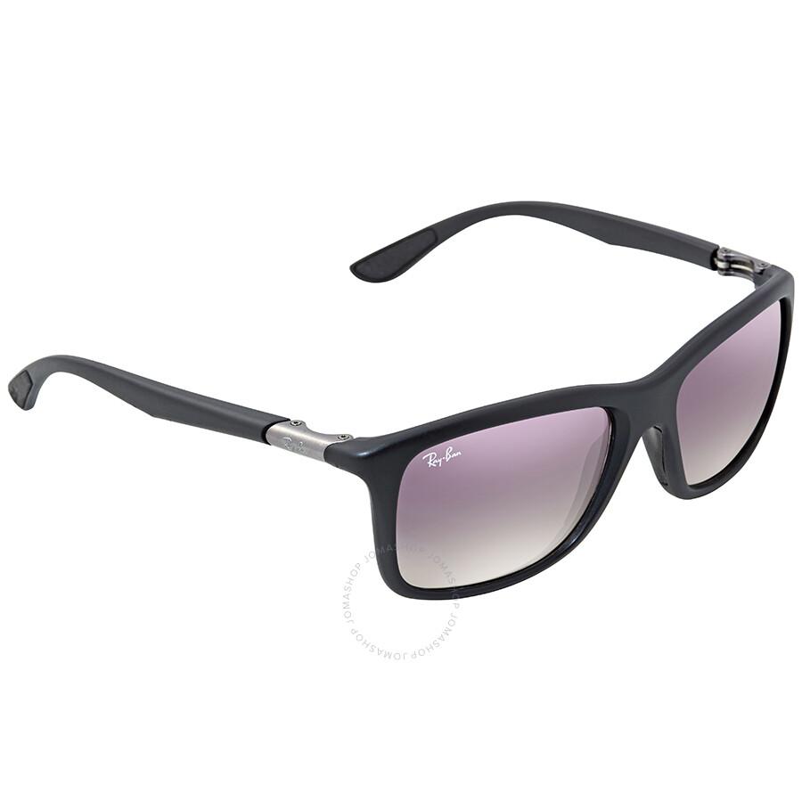 57c9c2e4ba Ray Ban Grey Gradient Sunglasses RB8352-622011-57 - Ray-Ban ...