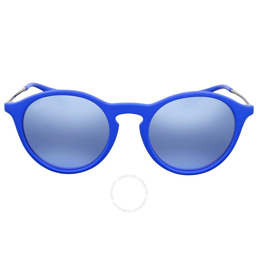 0d024efc2aae5 Ray Ban Grey Mirror Blue Sunglasses - Ray-Ban - Sunglasses - Jomashop