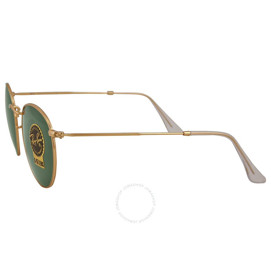 efd1b708a4 ... Ray Ban Gold Frames Green Lens 50 mm Sunglasses RB3447 001 50-21 ...