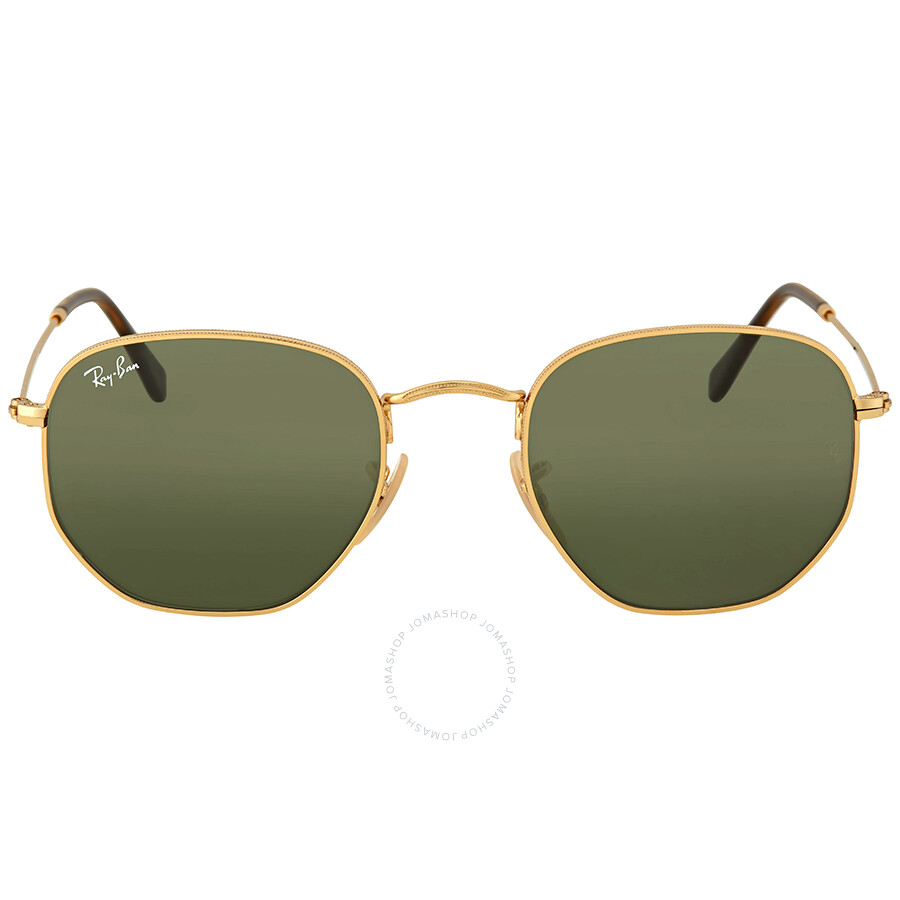 Ray Ban Hexagonal Sunglasses - Ray-Ban - Sunglasses - Jomashop