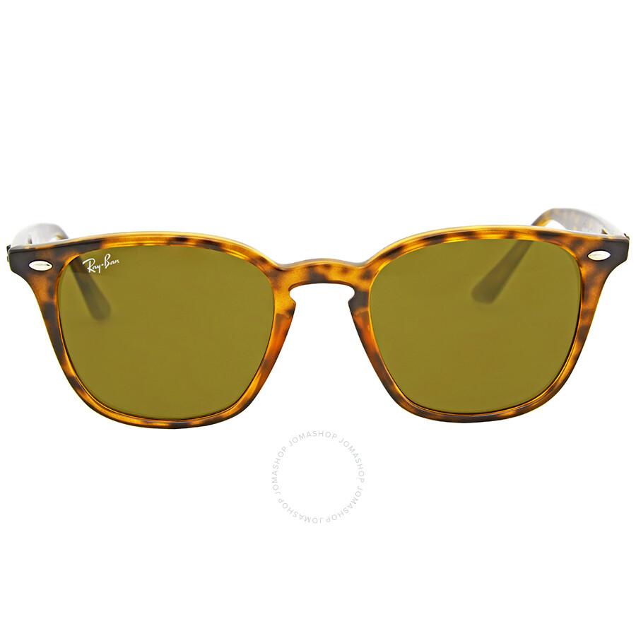 5c4a40f1ef4 Ray-Ban Highstreet 50MM Brown Classic B-15 Sunglasses - Highstreet ...