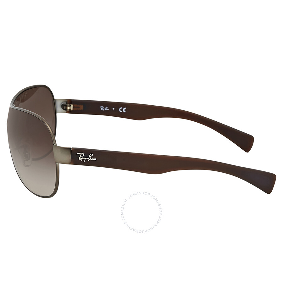 a5e6942d039f Ray-Ban Highstreet Brown Gradient Sunglasses - Highstreet - Ray-Ban ...