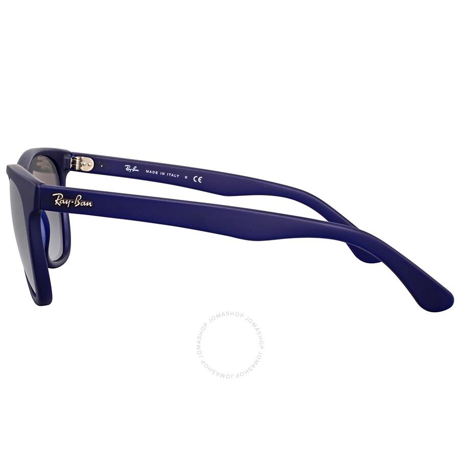 2567436b07 Ray-Ban Highstreet Brown Gradient Sunglasses - Highstreet - Ray-Ban ...