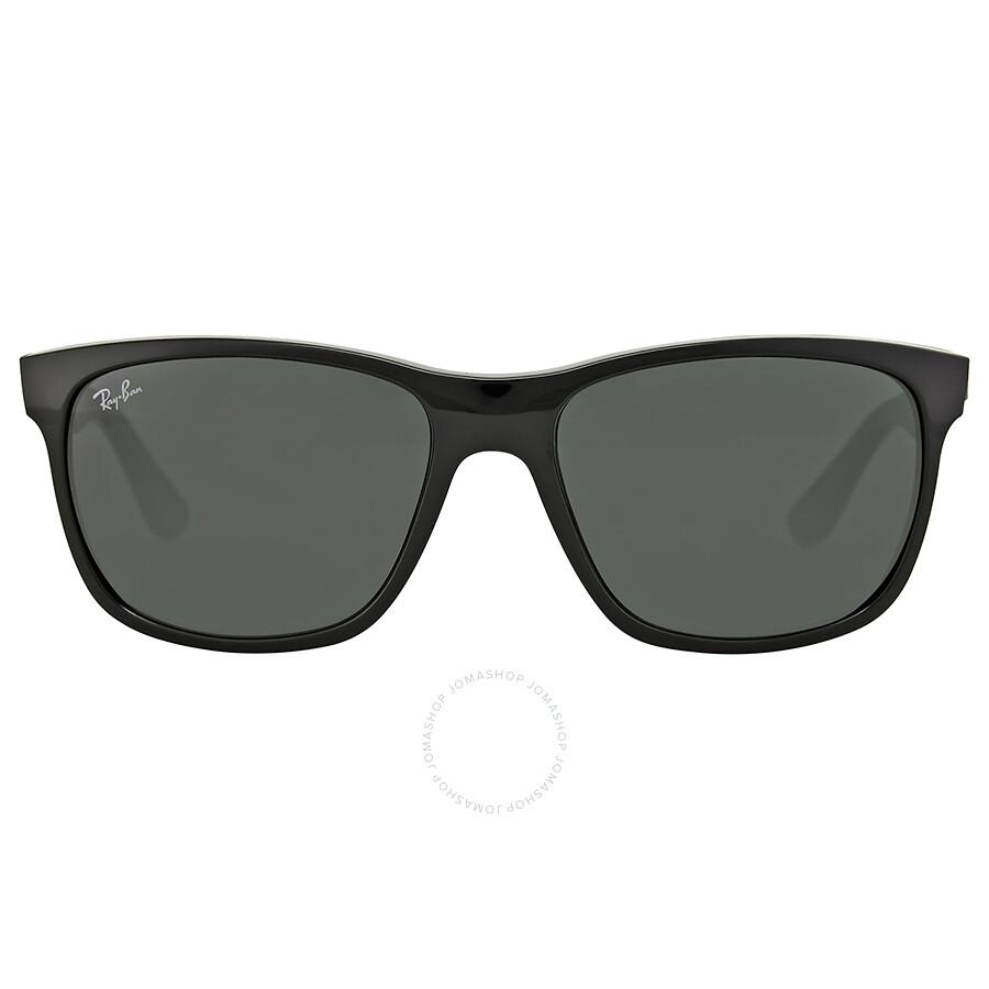 e201d19f59 Ray-Ban Highstreet Green Classic Sunglasses - Highstreet - Ray-Ban ...