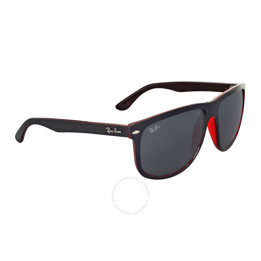 96ae7d6f269 ... Ray-Ban Highstreet Grey Classic Sunglasses RB4147-617187-60 ...