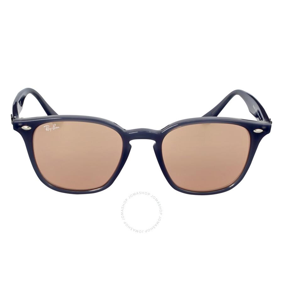 레이밴 Ray Ban Highstreet Orange Gradient Mirror Sunglasses RB4258-62307J-50 RB4258 62307J 50-20