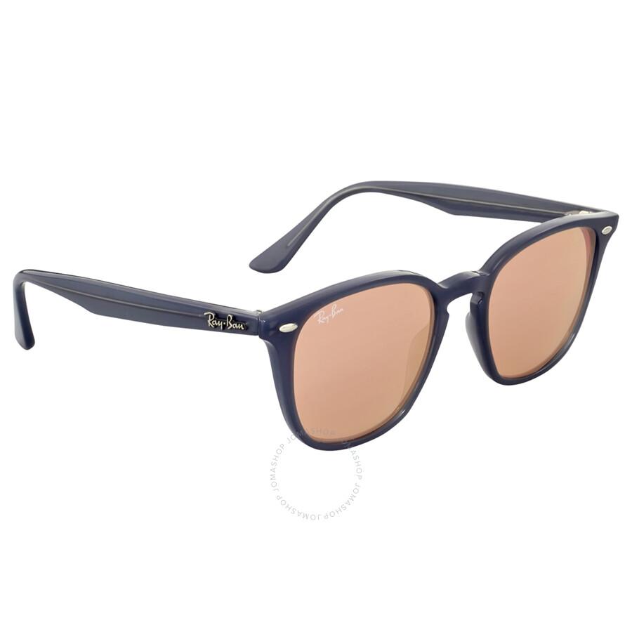 4c7acc937ec ... Ray Ban Highstreet Orange Gradient Mirror Sunglasses RB4258-62307J-50  ...