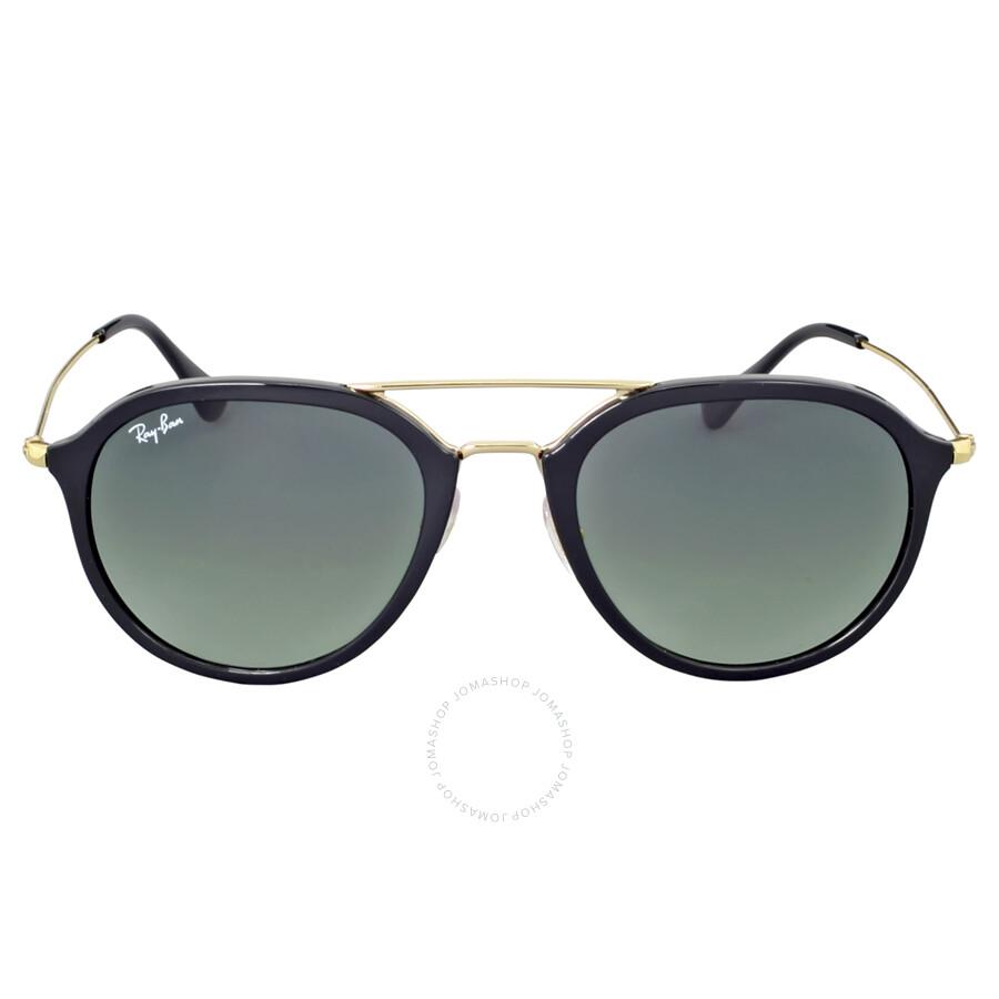 pilot ray ban  Ray-Ban Highstreet Pilot Grey Gradient Sunglasses - Highstreet ...