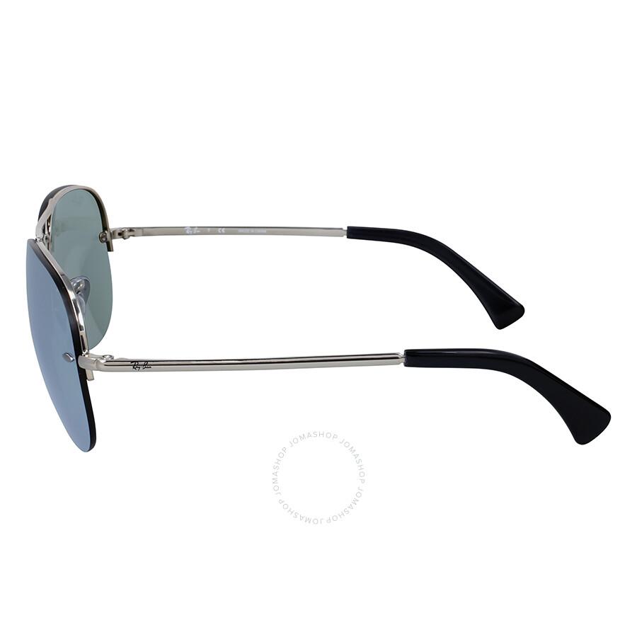 8585b0c818 ... Ray-Ban Highstreet Silver Mirror Sunglasses RB3449 003 30 59 ...