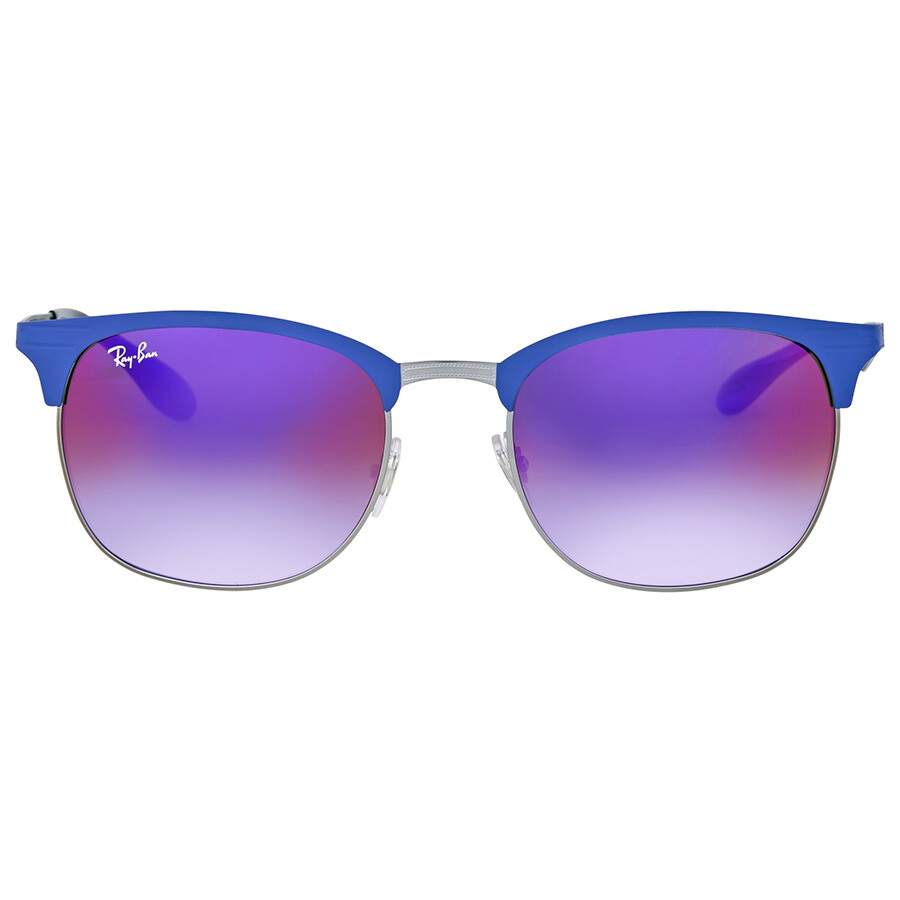 d54f96f1e8 Ray Ban Highstreet Violet Gradient Mirror Sunglasses Item No. RB3538 9005A9  53