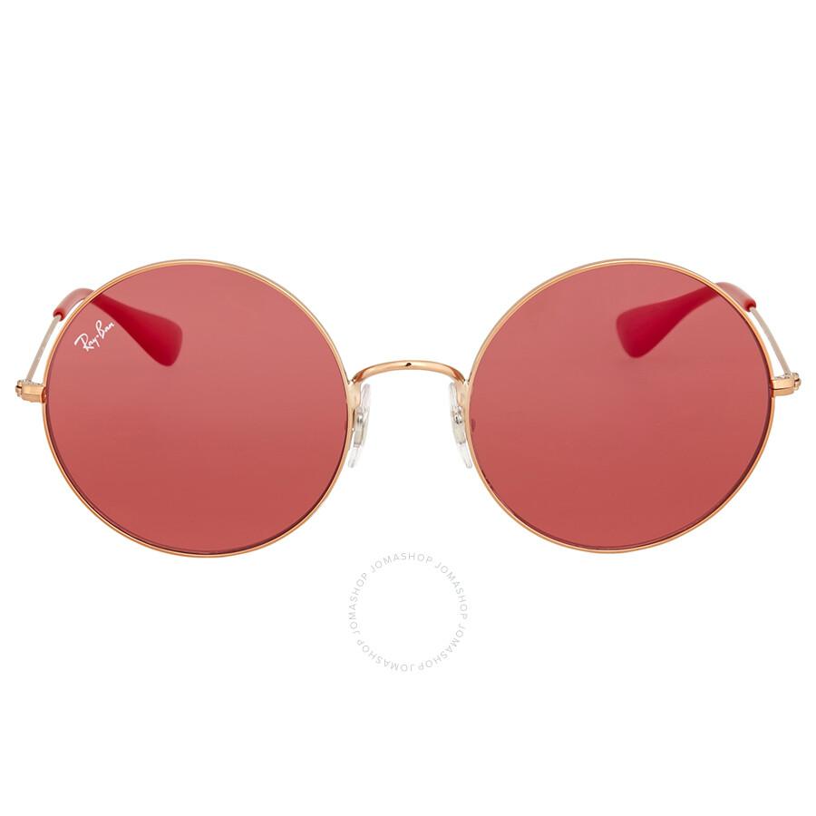 9b23d3da0b5 Ray Ban Ja-Jo Red Classic Sunglasses - Ray-Ban - Sunglasses - Jomashop