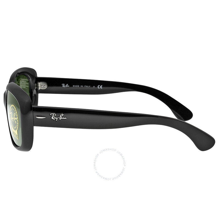 369a04edce9 Ray Ban Jackie Ohh Classic Green Sunglasses RB4101 601 58-17 - Ray ...