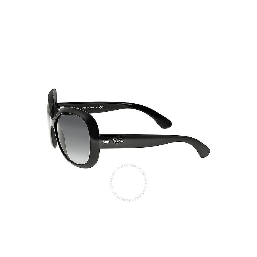 Ray Ban Jackie Ohh II Grey Gradient Sunglasses