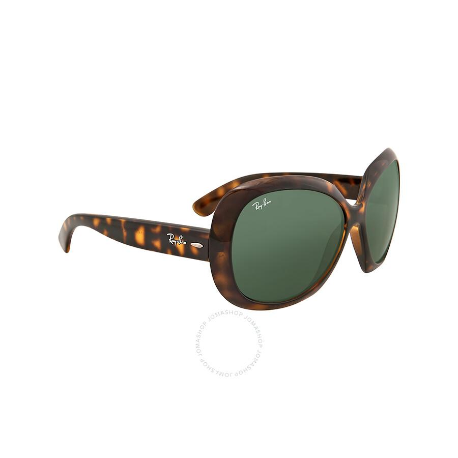 ray ban jackie ohh sunglasses  Ray Ban Jackie OHH II Shiny Havana 60 mm Sunglasses RB4098 710/71 ...
