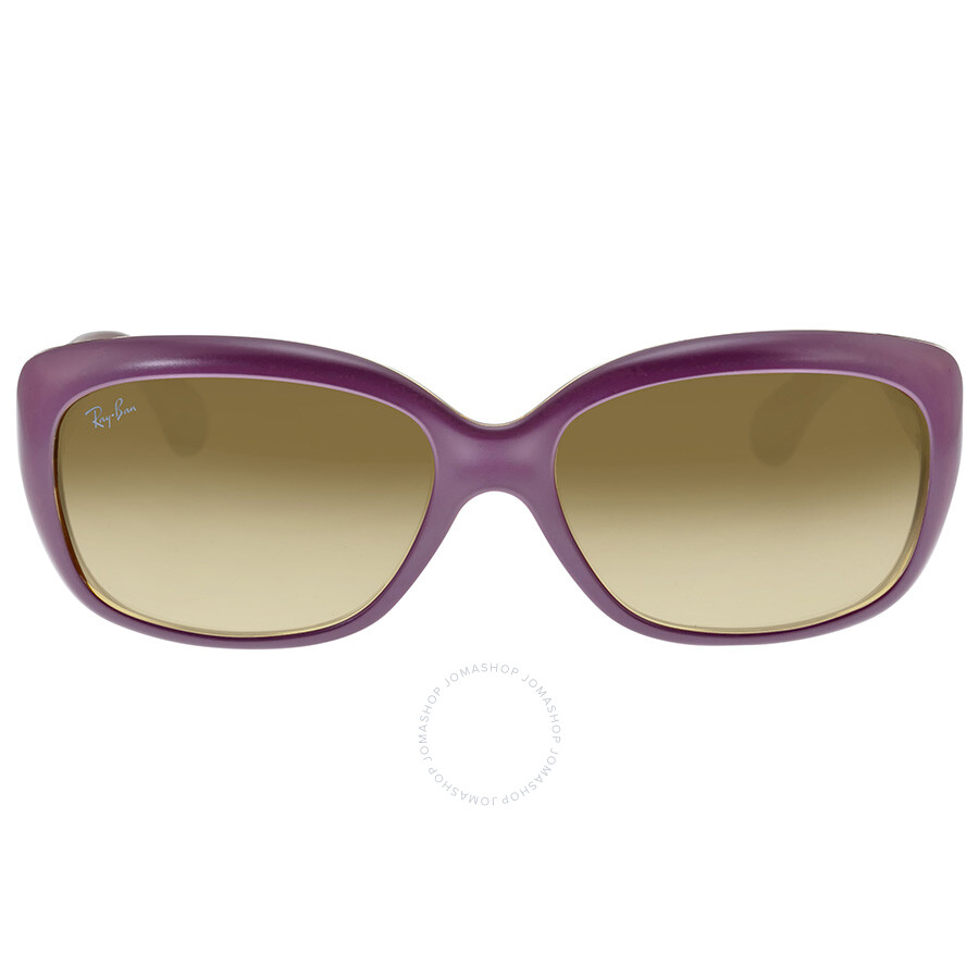 d55592f726 Ray Ban Jackie Ohh Matte Violet Sunglasses RB4101-58-613413 Item No.  RB4101-58-613413