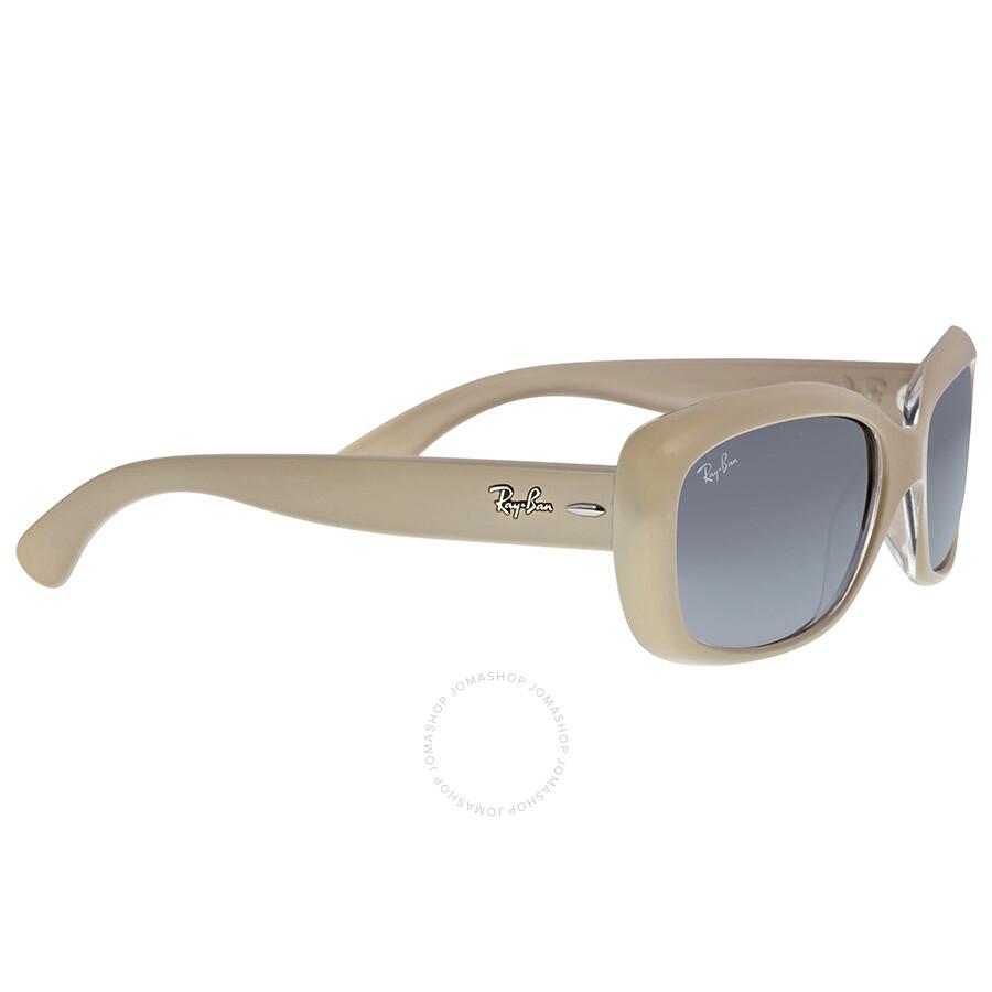 ray ban jackie ohh mattetan sunglasses rb4101 58 61728g ray ban sunglasses jomashop. Black Bedroom Furniture Sets. Home Design Ideas