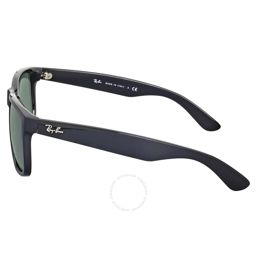 99561e9aa7 Ray-Ban Justin Classic Green Lens Sunglasses RB4165 601 71 55 ...