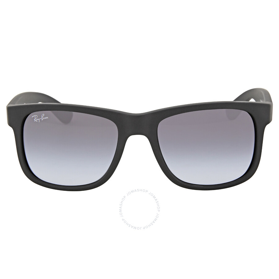 be7de41eb6 Ray Ban Justin Classic Grey Gradient Sunglasses RB4165 601 8G 51 ...