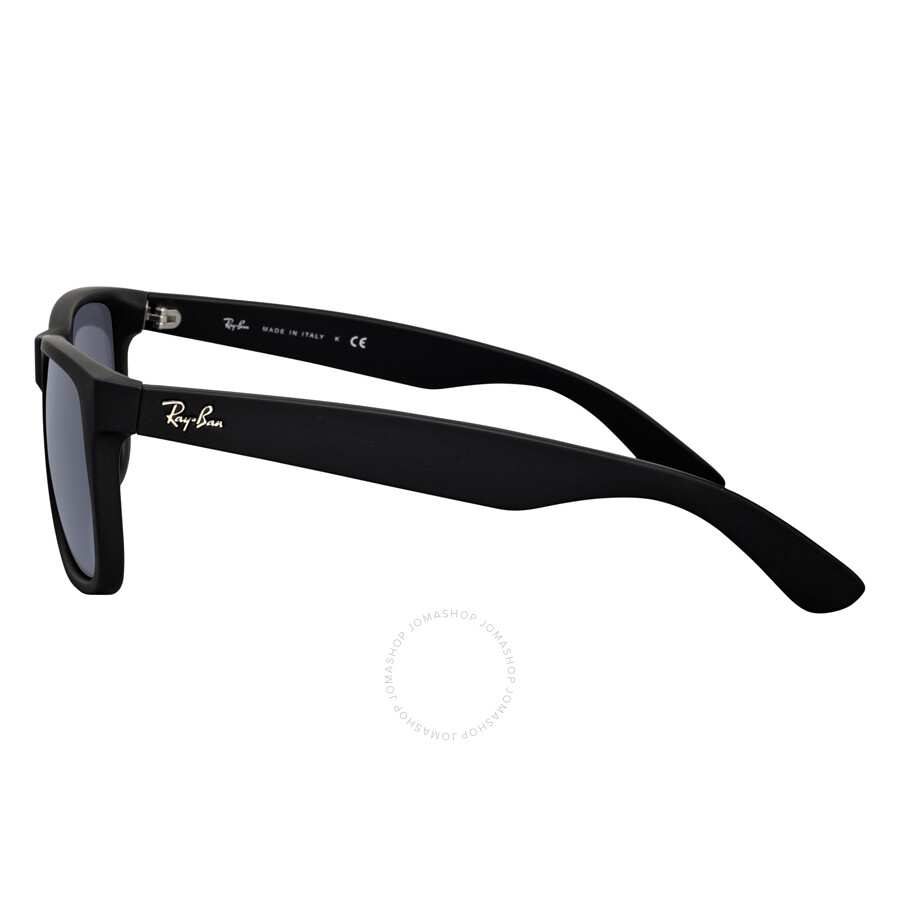 456f9ed8d1 Ray-Ban Justin Classic Grey Gradient Sunglasses RB4165 601 8G 55 ...
