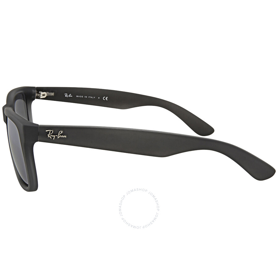 99a6c22250b ... Ray Ban Justin Classic Silver Gradient Mirror Sunglasses RB4165 852 88  55 ...