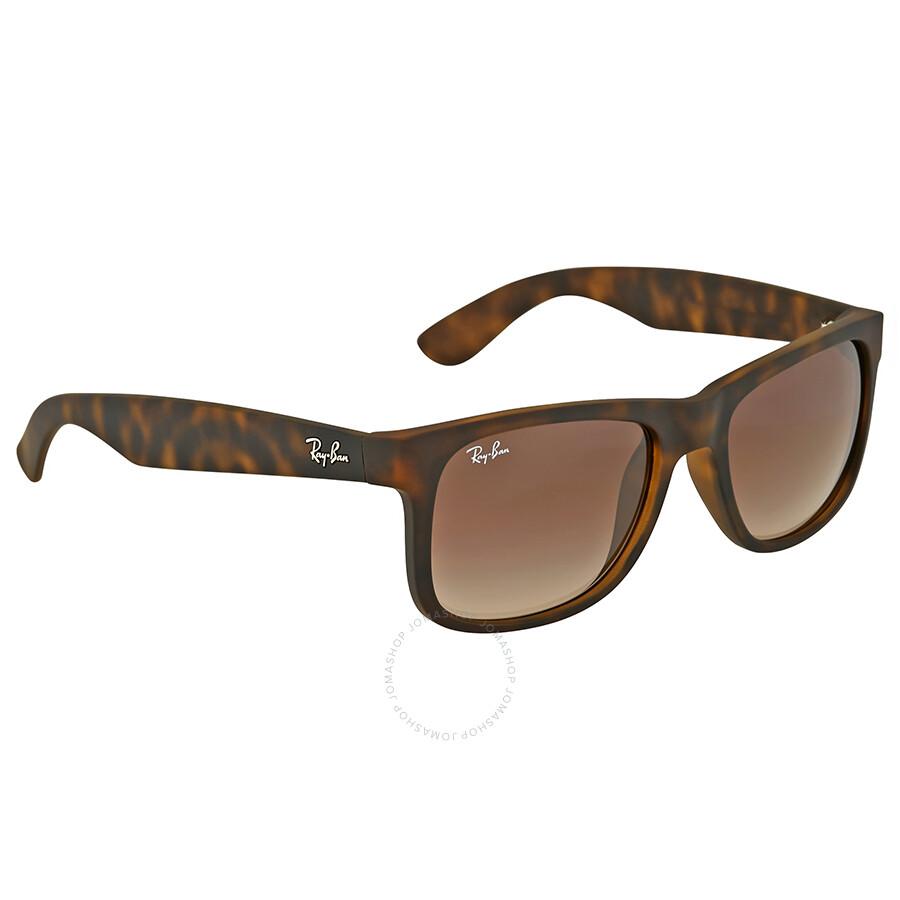 e8696340e9c Ray Ban Justin Classic Tortoise Sunglasses Ray Ban Justin Classic Tortoise  Sunglasses ...