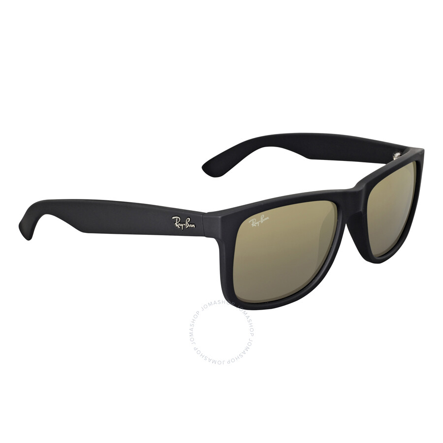 ... Ray-Ban Justin Color Mix Gold Mirror Sunglasses RB4165 622 5A 55 ... 3749abc05f08d