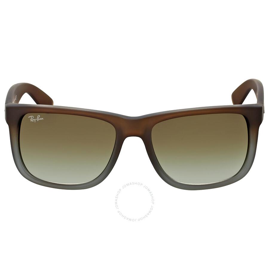 5ed405cf2f0 Ray-Ban Justin Green Gradient - Justin - Ray-Ban - Sunglasses - Jomashop