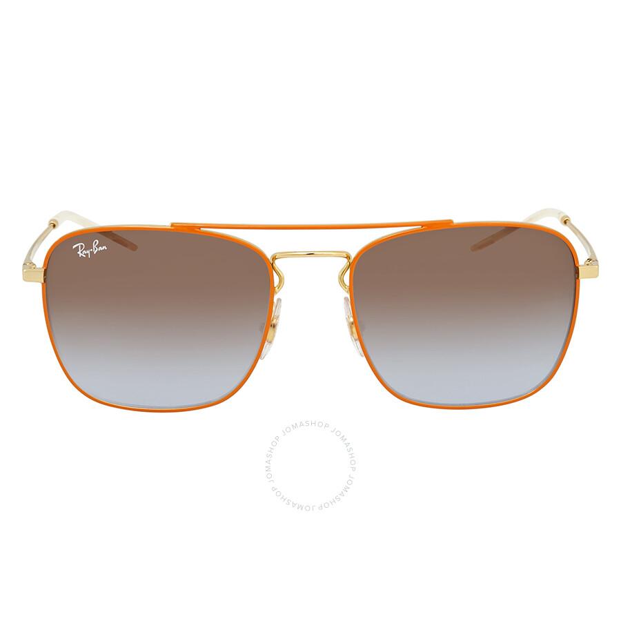 c5af688190b11 Ray Ban Square Sunglasses RB3588 9061 2W 55 - Ray-Ban - Sunglasses ...