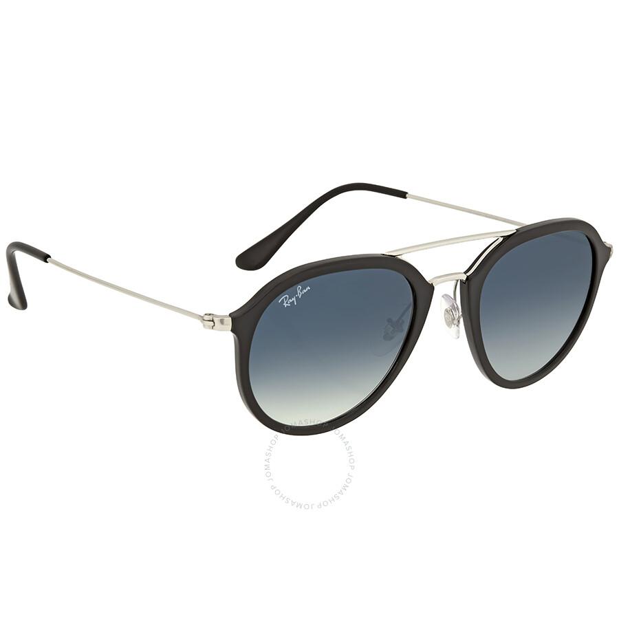 788fd4c309 Ray Ban Light Blue Gradient Sunglasses RB4253 62923F 50 - Aviator ...