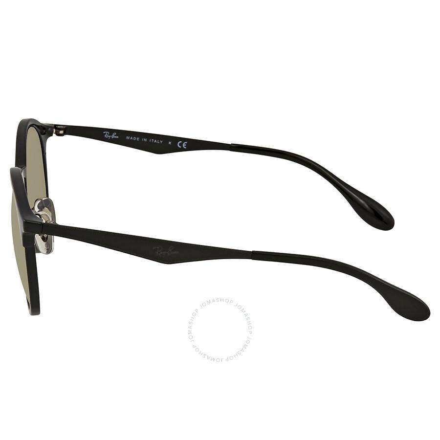 06e3d7cb6e Ray Ban Light Brown Mirror Gold Round Sunglasses RB4277 601 5A 51 ...