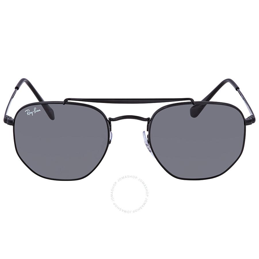 6c16e80f782 Ray Ban Marshal Grey Gradient 51mm Sunglasses RB3648 002 71 51 - Ray ...