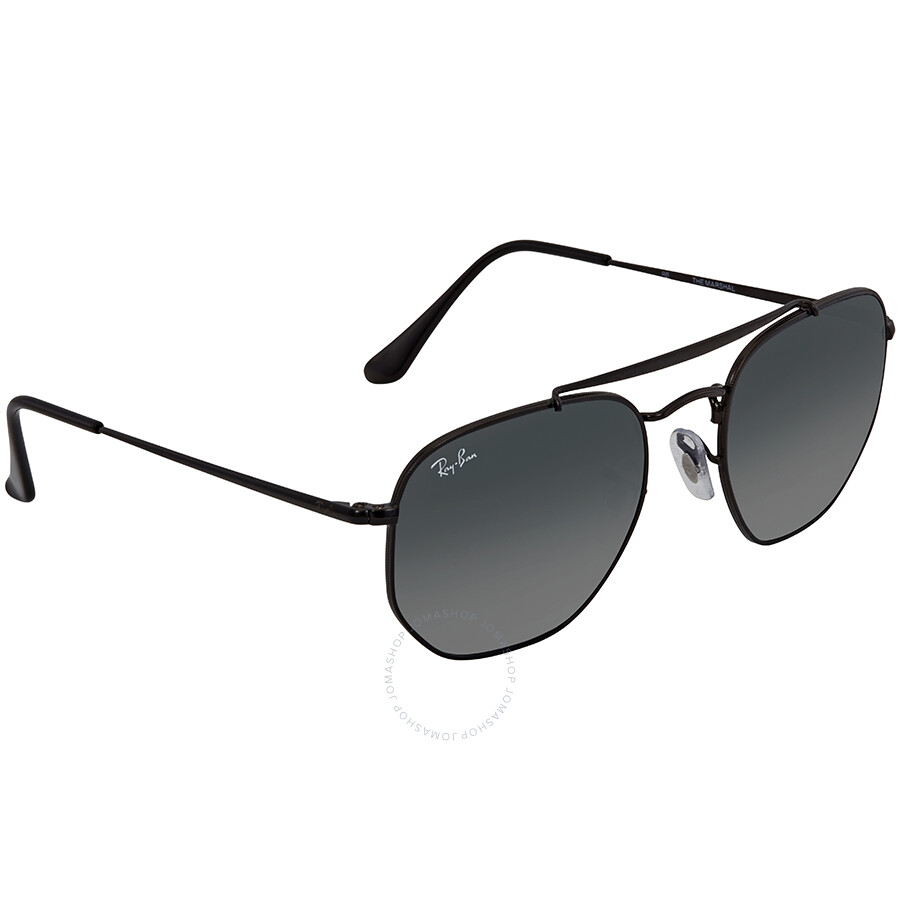 c07dee9a73f Ray Ban Marshal Grey Gradient Sunglasses RB3648 002 71 54 - Ray-Ban ...
