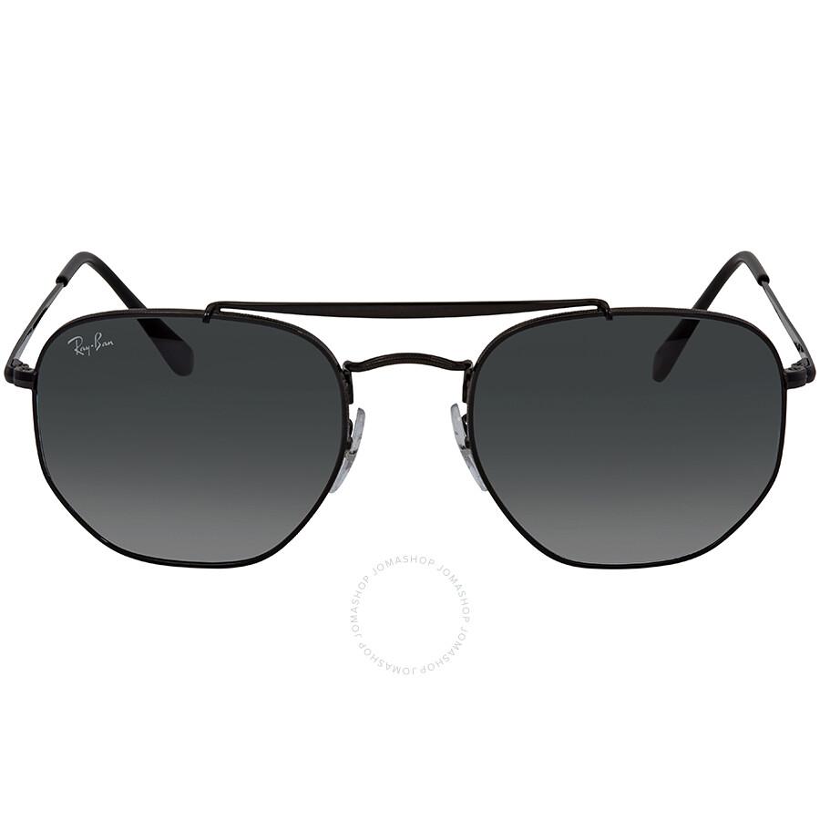 1dadbd07b5d Ray Ban Marshal Grey Gradient Sunglasses RB3648 002 71 54 - Ray-Ban ...