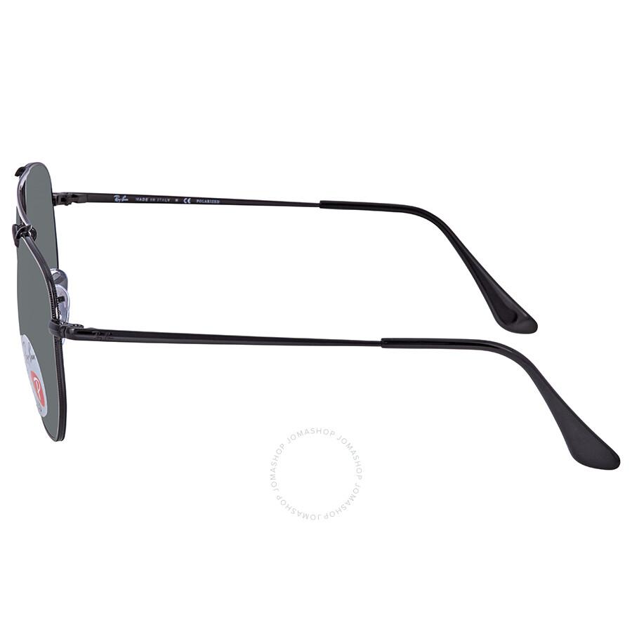 41e9b031f26 ... Ray Ban Marshal Polarized Green Classic G-15 Round 54 mm Sunglasses  RB3648 002