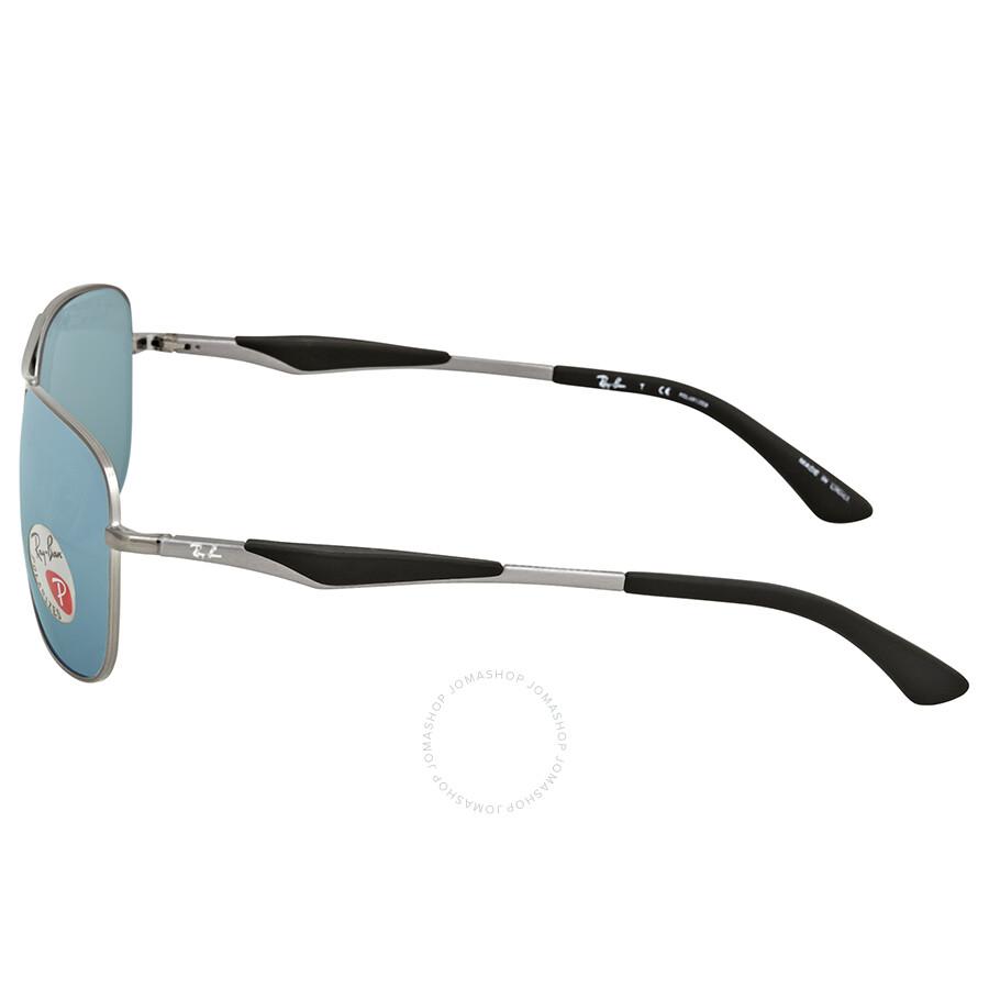 36c31e2b2c Ray Ban Mirror Silver Men s Sunglasses RB3515 004 Y4 61 - Ray-Ban ...